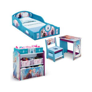 Delta Children 4-Piece Toddler Bedroom Set