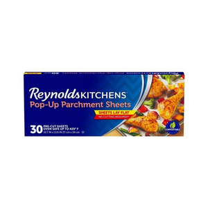 30 Reynolds Kitchens Pop-Up Parchment Paper Sheets