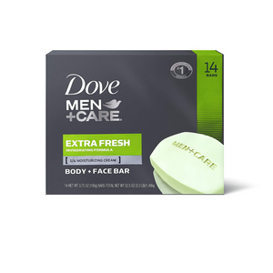 14 Dove Men+Care 3 in 1 Bars