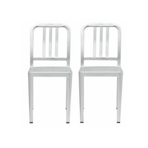 Set Of 2 Caffe Dining Chairs