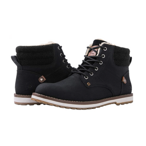 Globalwin Men's Moc Toe Winter Combat Boots (3 Colors)