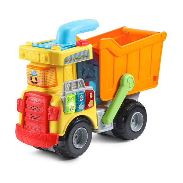 VTech Go Go Smart Wheels Ramp It Up Dump Truck