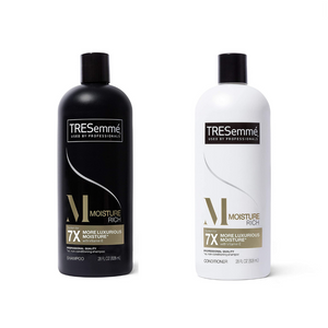 TRESemmé Moisturizing And Conditioner On Sale