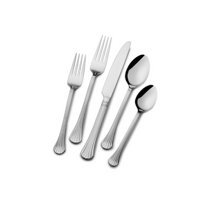 International Silver Cascade 51 Pc Flatware Set, Service for 8