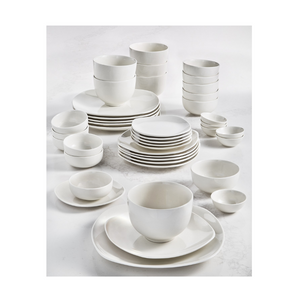Sale On Tabletops Unlimited Whiteware 42-PC. Dinnerware Sets