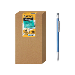 48-Ct BIC Xtra-Precision Mechanical Pencils