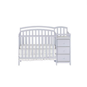 Dream On Me Casco 3-in-1 Mini Crib & Changing Table