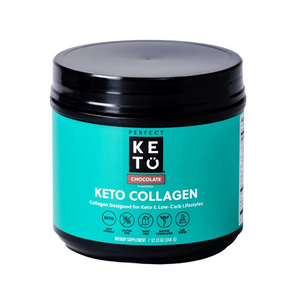 Up to 30% off Perfect Keto Collagen Protein and MCT Oil Powder