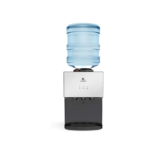 Avalon 3 Temperature Top Loading Countertop Water Cooler Dispenser