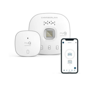 myQ Chamberlain Smart Garage Door Opener - Wireless & Wifi garage hub
