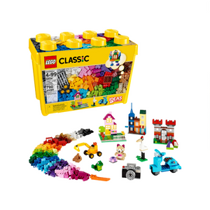 LEGO 790 Piece Classic Large Creative Brick Box