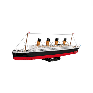 Historical Collection 2840 Piece Titanic Construction Blocks Building Kit