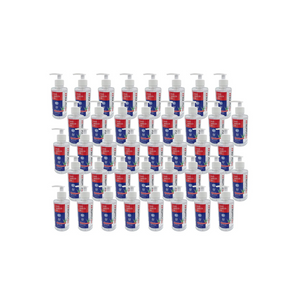 40 Bottles Of 8oz SupplyAID 80% Alcohol Based Hand Sanitizer Gel