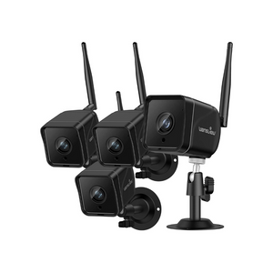 4 Security 1080p Outdoor Cameras