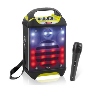 Portable Bluetooth Karaoke Speaker System
