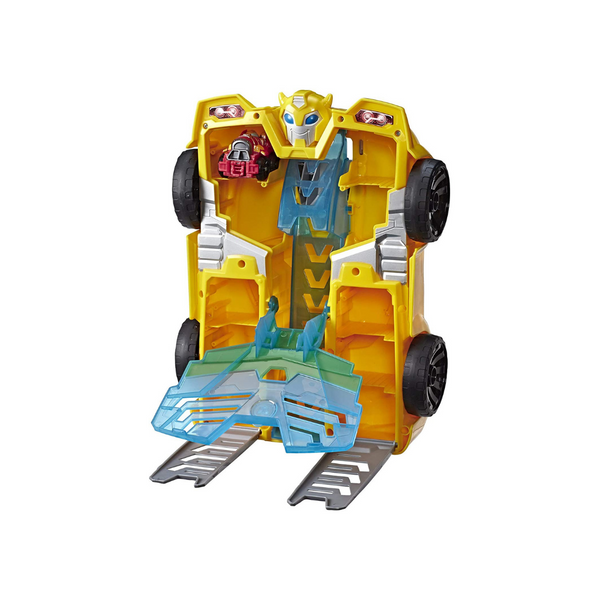 Transformers Playskool Heroes Rescue Bots 2-in-1 Track Tower