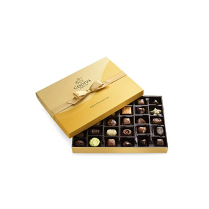 Godiva Chocolatier 36 Count Chocolate Gold Gift Box (OU-D)