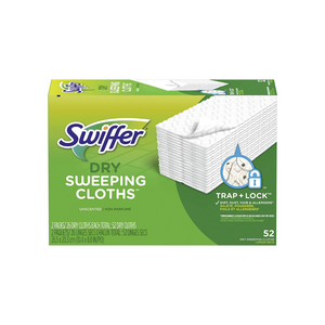 52 Swiffer Dry Sweeping Cloths