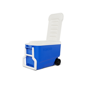 Igloo 38-Quart Hard Ice Chest Cooler With Wheels