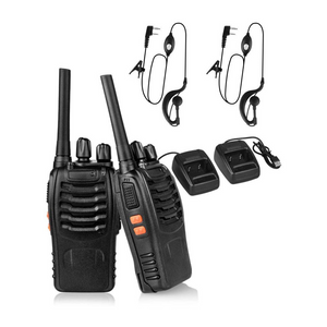 16 Channel Rechargeable Long Range Two-Way Radios