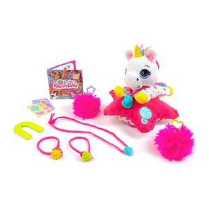 Ravel Tales Plush Toy w/ Fun Surprise Crafts & Activities Playset