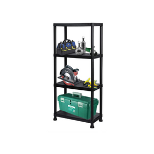 4 Tier Combinable Standing Shelf Unit