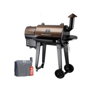 Save on Z GRILLS Wood Pellet Grill and Smoker