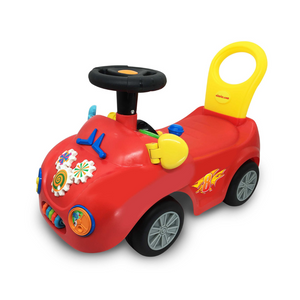 Kiddieland Lights N' Sounds Activity Buggy Ride-On