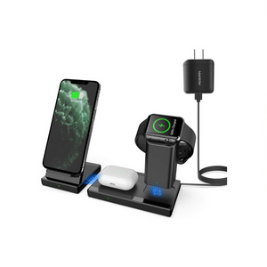 3 in 1 Fast Charging Station
