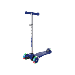 3 Wheel Kick Scooter With Flashing Wheels (3 Colors)