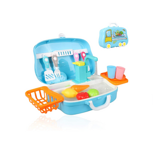 Kids Play Sink Toy Set