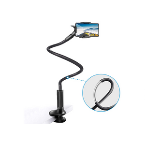 Adjustable Gooseneck Long Arm Phone Mount