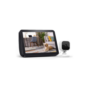 Echo Show 5 Or 8 With Blink Camera