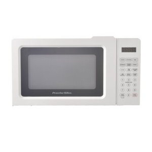 Proctor Silex 0.7 cu. ft. 700W Digital Microwave Oven (White)