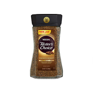 3 Nescafe Taster's Choice French Roast Instant Coffee