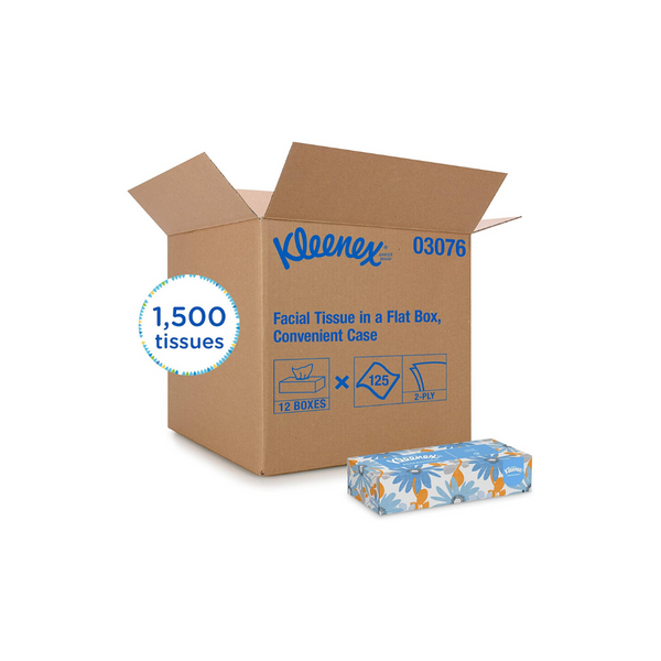 12 Boxes Of Kleenex Professional