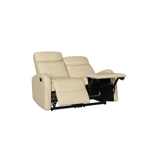 ProLounger Distressed Faux Leather Modular Recliner Loveseat (various colors)