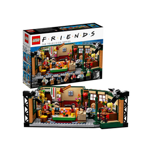 LEGO Central Perk Building Kit (1,070 Pieces)