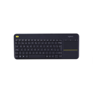 Logitech Wireless Keyboard With Built-In Touchpad