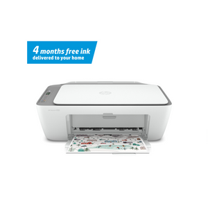 HP DeskJet All-in-One Wireless Color Inkjet Printer With 4 Months Free Ink