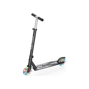 2 Wheel Kick Scooter With Flashing Wheels