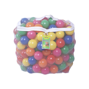 Click N' Play Pack of 200 Phthalate Free BPA Free Crush Proof Plastic Balls