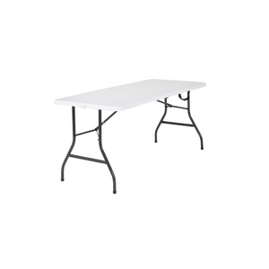 Mainstays 5 Foot Centerfold Folding Table