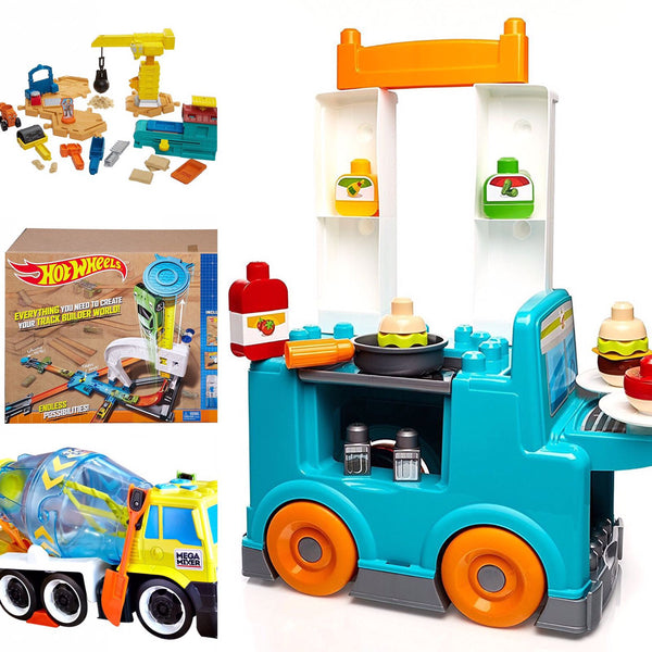 Up To 50% OFF On Mattel & Fisher-Price Toys