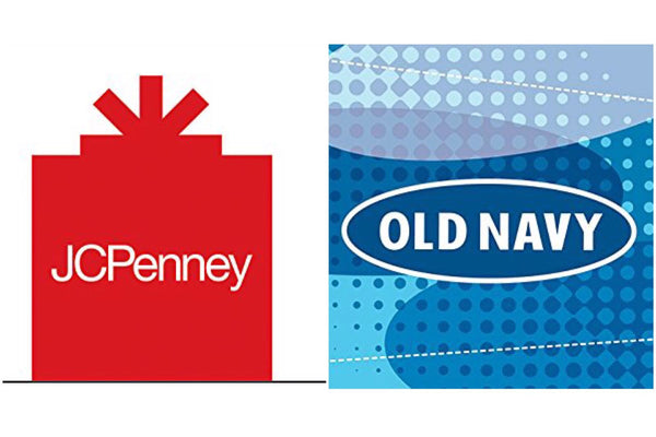 $10 off JC Penney or Old Navy $50 gift cards