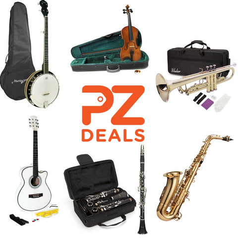 Up to 70% off instruments