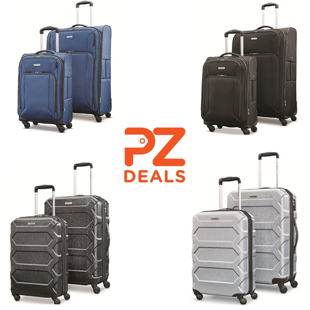 dc21ecb11b41 Up to 70% off Samsonite two piece spinner sets – PzDeals