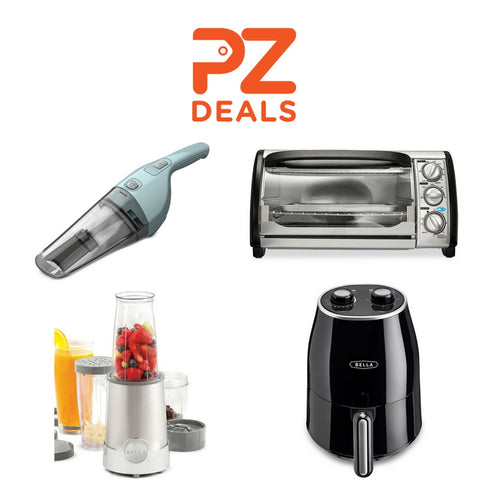 Kitchen Appliances from ONLY $9.99 after mail in rebate
