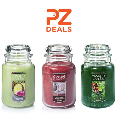 Up To 55% Off Yankee Candle Large Jar Candles