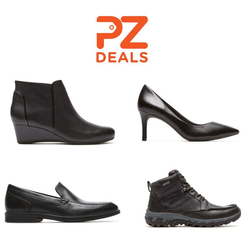Extra 40% Off Sitewide + Free Shipping From Rockport